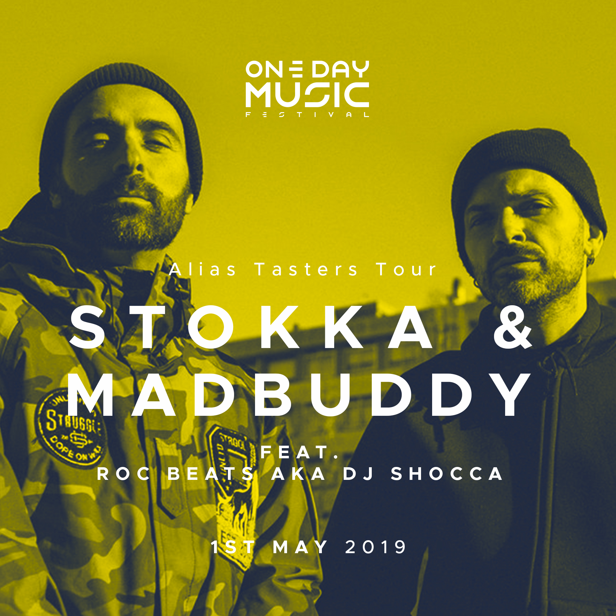 Stokka and Madbuddy